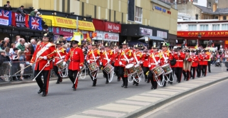 The Yorkshire Volunteers Band